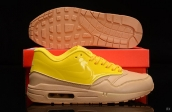 AAA Air Max 87 Women Yellow Golden