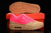 AAA Air Max 87 Women Pink Golden
