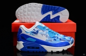 Nike Air Max 90 Hyperfuse Blue White