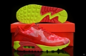 Nike Air Max 90 Hyperfuse Red Green
