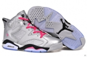 AAA Air Jordan 6 Valentines Day