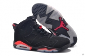 AAA Air Jordan 6 Size US14-US15-US16 Black Red