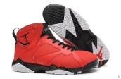 AAA Air Jordan 7 Retro Red Black