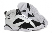 AAA Air Jordan 7 Retro White Black