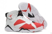 AAA Air Jordan 7 Retro White Black Pink