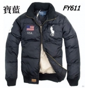 Polo Down Jacket -052
