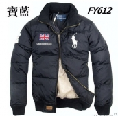 Polo Down Jacket -053