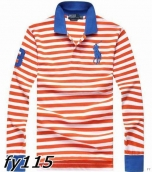 Polo Long Sleeved T-shirt -201