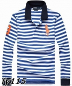 Polo Long Sleeved T-shirt -202