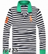 Polo Long Sleeved T-shirt -203