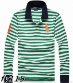 Polo Long Sleeved T-shirt -204