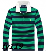 Polo Long Sleeved T-shirt -205