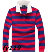 Polo Long Sleeved T-shirt -206