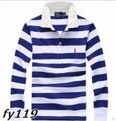 Polo Long Sleeved T-shirt -207