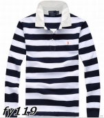 Polo Long Sleeved T-shirt -208