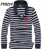 Polo Long Sleeved T-shirt -211