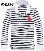 Polo Long Sleeved T-shirt -212
