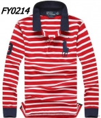 Polo Long Sleeved T-shirt -213