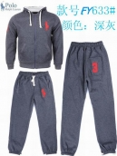 Polo Sweat Suit -091