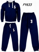 Polo Sweat Suit -093