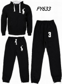 Polo Sweat Suit -094
