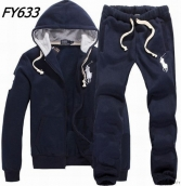 Polo Sweat Suit -095