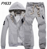 Polo Sweat Suit -096