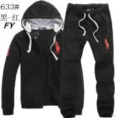 Polo Sweat Suit -097
