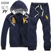 Polo Sweat Suit -099