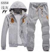 Polo Sweat Suit -100