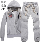 Polo Sweat Suit -103