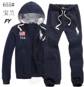 Polo Sweat Suit -104