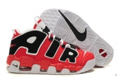 AAA Air More Uptempo Red Black White