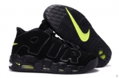 AAA Air More Uptempo Black Green