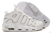 AAA Air More Uptempo White