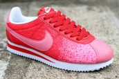 Classic Cortez Women Pink Red