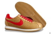 Classic Cortez Men Yoth The Year of Horse Golden Red