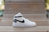 Women Nike Air Force 1 High SUP White Black