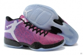 Air Jordan XX9 Purple Black
