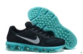 Air Max Tailwind 7 Black White Light Green