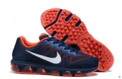 Air Max Tailwind 7 Navy Blue White Red