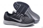 Air Zoom Structure 18 Fash Grey White