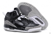 AAA Air Jordan 3-5 Women Oreo Black White