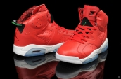 Air Jordan 6 Red White