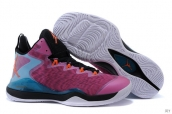 Air Jordan Super-fly 3 X Pink Black Blue Orange