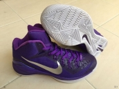 Nike Hyperdunk 2014 XDR Purple White