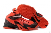 Nike Zoom Soldier VIII Red Black