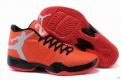 Air Jordan XX9 Red Black White