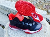 Air Jordan Super-fly 3 X Black Red Blue