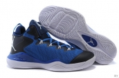 Air Jordan Super-fly 3 X Blue Black White